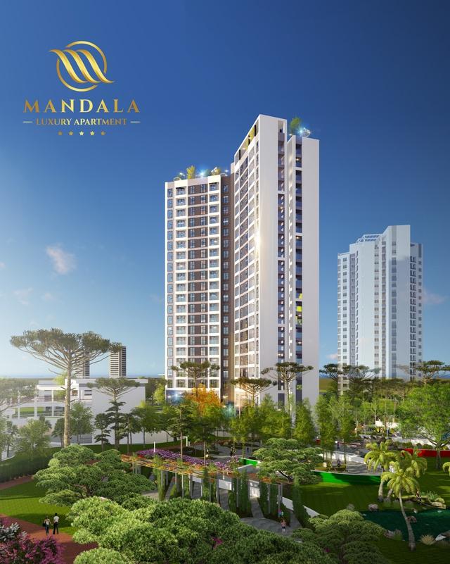 Mandala Luxury Apartment – Trái tim của KĐT Hồng Hà Eco City - Ảnh 1.