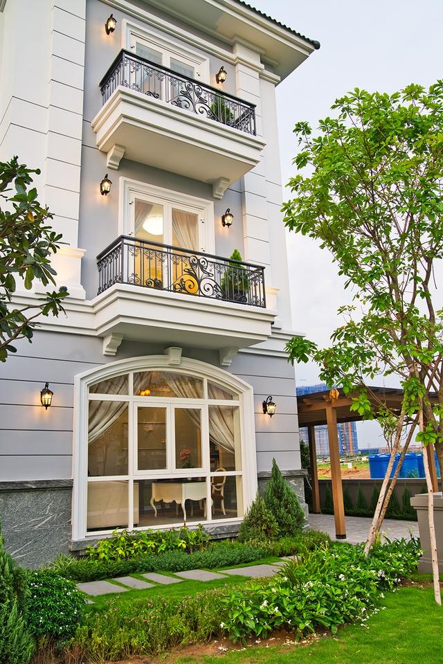 Kiến trúc và tiện ích: Hai thế mạnh nâng tầm villa cao cấp - Ảnh 1.