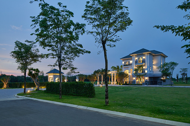 Kiến trúc và tiện ích: Hai thế mạnh nâng tầm villa cao cấp - Ảnh 2.