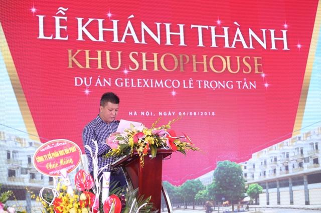 Hơn 300 khách hàng tham dự Lễ khánh thành Shophouse Lê Trọng Tấn - Ảnh 1.