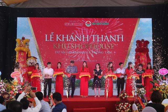 Hơn 300 khách hàng tham dự Lễ khánh thành Shophouse Lê Trọng Tấn - Ảnh 2.