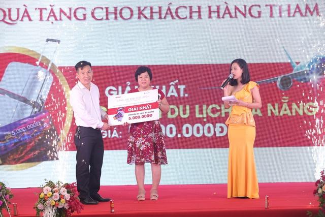 Hơn 300 khách hàng tham dự Lễ khánh thành Shophouse Lê Trọng Tấn - Ảnh 4.