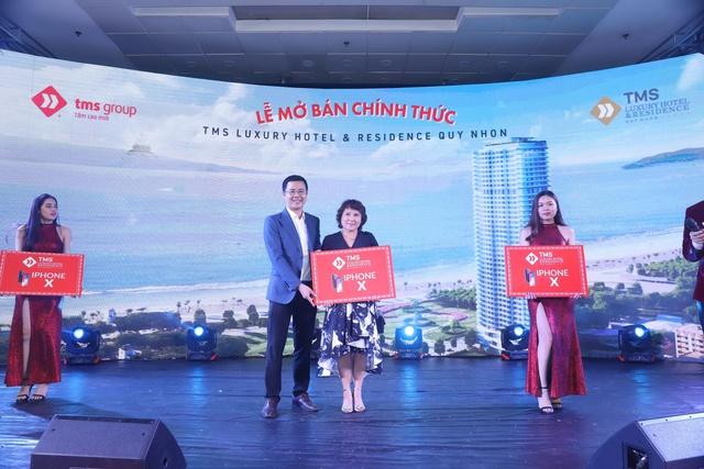 Mở bán chính thức dự án TMS Luxury Hotel and Residence Quy Nhon - Ảnh 2.