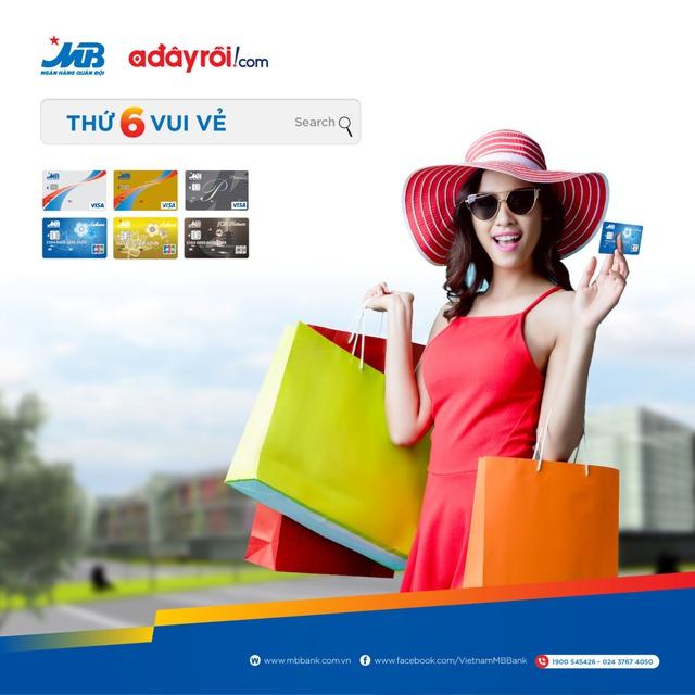 Đặc quyền cho chủ thẻ tín dụng MB Platinum - Ảnh 2.