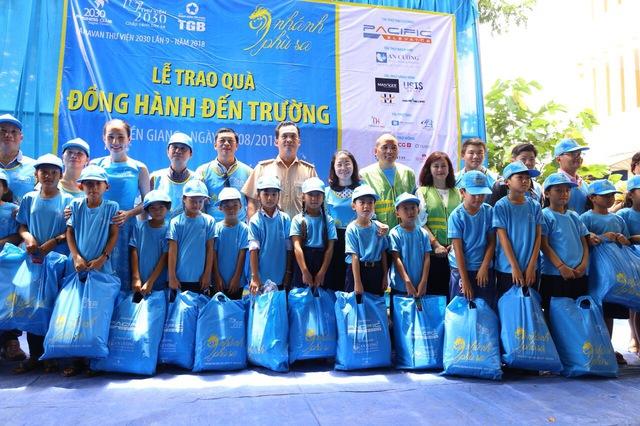 Công ty Thang máy Thái Bình đồng hành cùng Caravan thư viện 2030 lần 9 - '9 nhánh phù sa' - Ảnh 2.