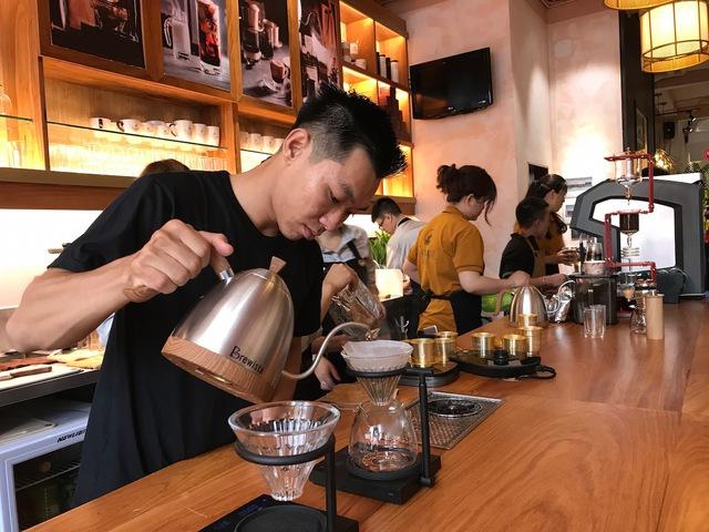 Khai trương Cửa hàng Cà phê Organic đầu tiên tại Việt Nam – L'amant Café - Ảnh 3.
