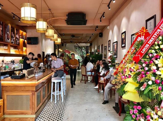 Khai trương Cửa hàng Cà phê Organic đầu tiên tại Việt Nam – L'amant Café - Ảnh 5.