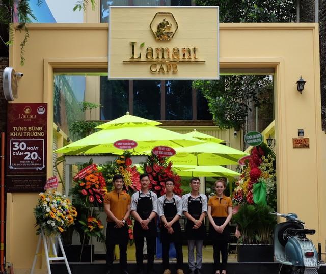 Khai trương Cửa hàng Cà phê Organic đầu tiên tại Việt Nam – L'amant Café - Ảnh 7.