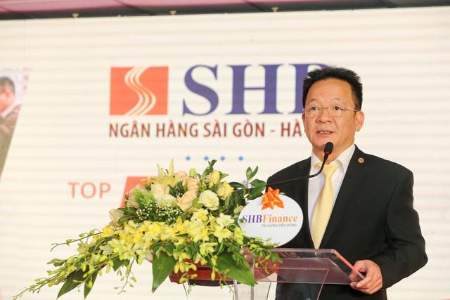 SHB Finance ra mắt thị trường, chính thức triển khai dịch vụ bán hàng toàn diện - Ảnh 1.