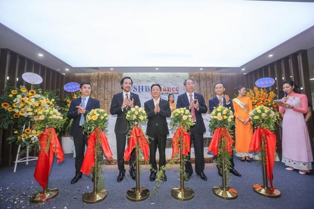 SHB Finance ra mắt thị trường, chính thức triển khai dịch vụ bán hàng toàn diện - Ảnh 2.