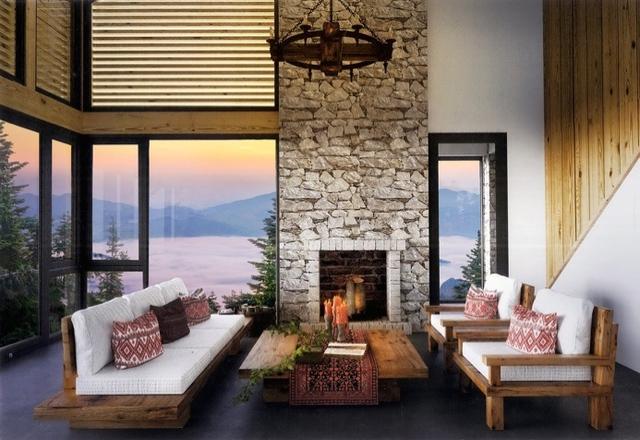 Biệt thự nghỉ dưỡng Sapa Jade Hill hút khách dịp tháng Ngâu - Ảnh 2.