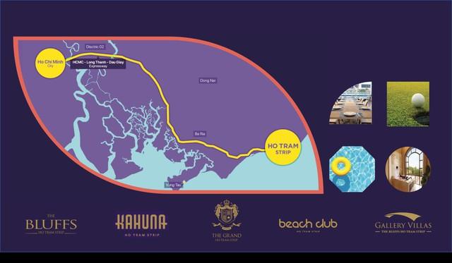 Ramada Kahuna - Tiềm năng sinh lời lớn đến từ công trình tỷ đô Hồ Tràm Strip - Ảnh 2.