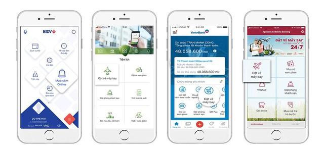 Nhiều tiện ích trên ứng dụng Mobile Banking mà khách hàng còn chưa biết - Ảnh 1.