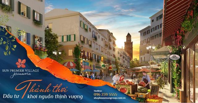Cơ hội đầu tư nhà phố Địa Trung Hải có ưu đãi tốt nhất - Ảnh 1.