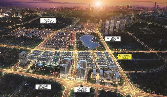 Thị trường bất động sản phía Tây Hà Nội ngày càng sôi động - Ảnh 1.