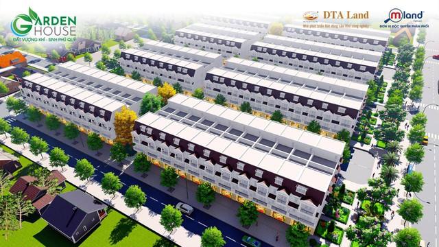 Thị trường BĐS Quý II/2018: Sức hút của dự án nhà phố tại Bắc Ninh với thiết kế sang trọng - Ảnh 1.