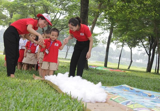 Sunshine Group tiếp tục ký hợp tác với Maple Bear Global Schools, Canada phát triển hệ thống trường Tiểu học quốc tế - Ảnh 1.