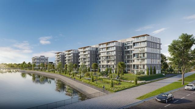 Thị trường bất động sản đâyn nhận loạt căn hộ chung cư qui mô lớn được chào phân phối - Ảnh 1.