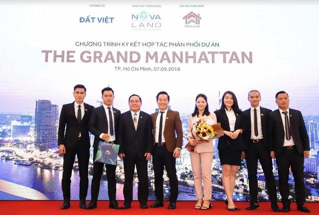 Tatiland bắt tay với Novaland phân phối sản phẩm căn hộ The Grand Manhattan tại miền Trung - Ảnh 1.