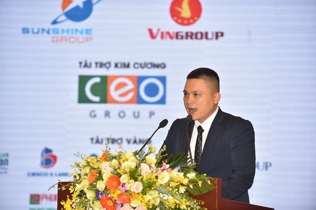 bất động sản tiến hành công nghệ 4.0 của Sunshine Group xuất hiện ấn tượng ở Hội nghị quốc tế IREC 2018 - Ảnh 4.