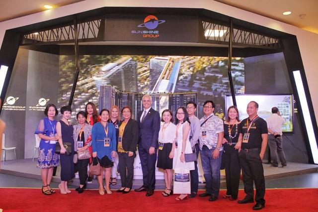 bất động sản ứng dụng công nghệ 4.0 của Sunshine Group xuất hiện ấn tượng ở Hội nghị quốc tế IREC 2018 - Ảnh 6.