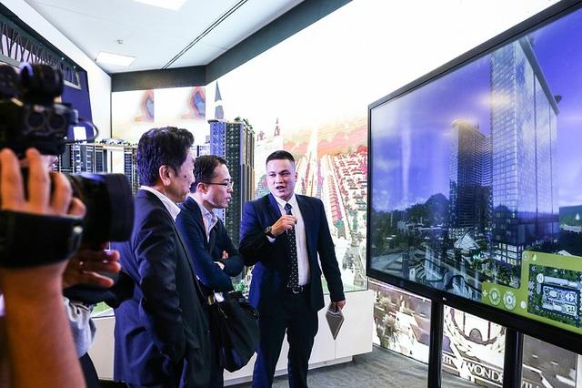 bất động sản tiến hành công nghệ 4.0 của Sunshine Group xuất hiện ấn tượng ở Hội nghị quốc tế IREC 2018 - Ảnh 13.