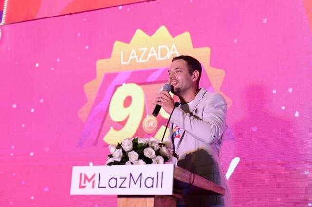 LazMall - địa chỉ mua sắm trực tuyến mới từ Lazada Việt Nam - Ảnh 1.