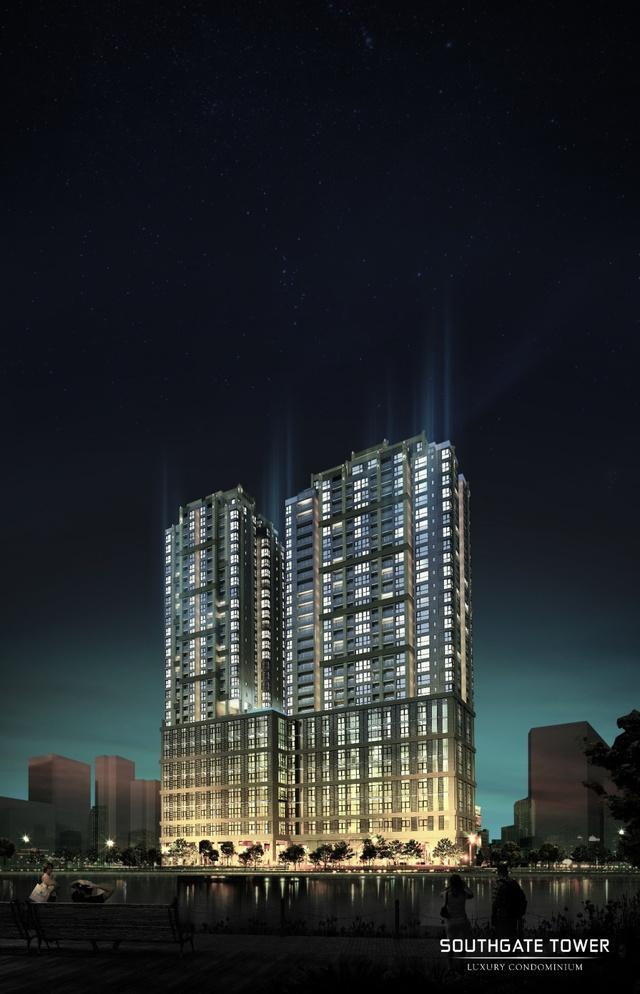 Dự án Southgate Tower ra mắt ấn tượng tại thị trường khu Nam Sài Gòn - Ảnh 1.