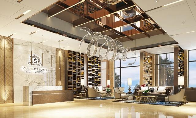 Dự án Southgate Tower ra mắt ấn tượng tại thị trường khu Nam Sài Gòn - Ảnh 2.