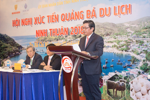 Ninh Thuận: Sức bật mới cho phát triển du lịch - Ảnh 1.