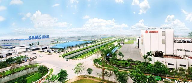 BĐS Yên Phong sôi động nhờ mở rộng quy mô KCN và người lao động - Ảnh 1.