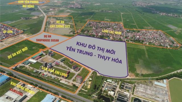 BĐS Yên Phong sôi động nhờ mở rộng quy mô KCN và người lao động - Ảnh 2.