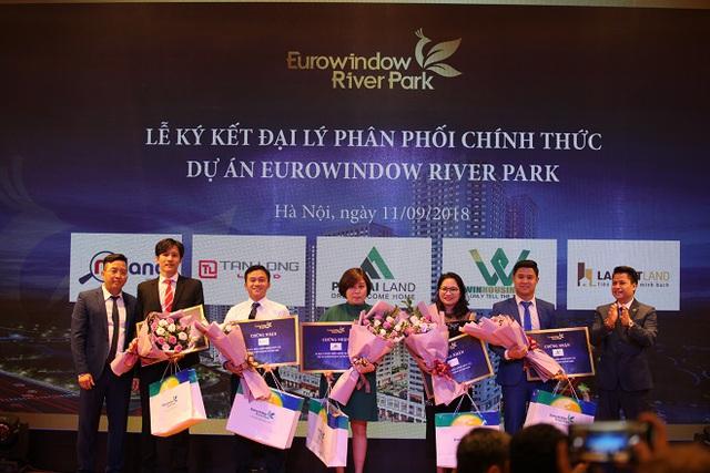 """Sức hút dự án Eurowindow River Park sau những cú """"bắt tay"""" chiến lược - Ảnh 1."""