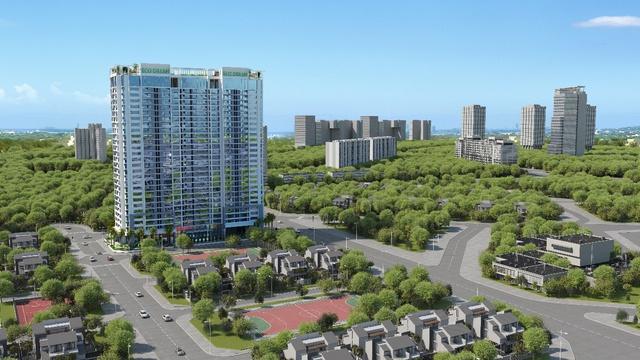 Khai trương căn hộ chung cư mẫu Eco Dream vào ngày 15/9 - Ảnh 2.