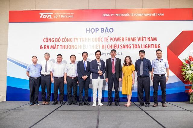 Thương hiệu thiết bị chiếu sáng TOA Lighting lần đầu xuất hiện tại Việt Nam - Ảnh 2.