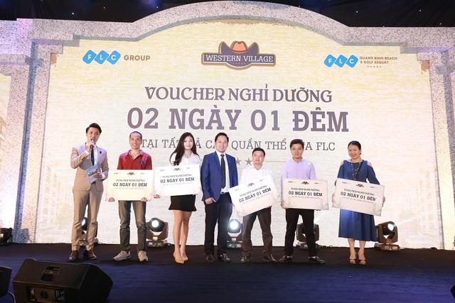 Chính sách hợp tác mới thu hút nhà đầu tư tại lễ ra mắt Western Village-FLC Quảng Bình - Ảnh 6.