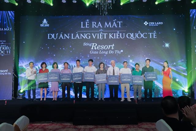 Dự án Làng Việt kiều quốc tế Hải Phòng: 100% sản phẩm đợt 1 được đăng ký mua trong ngày ra mắt - Ảnh 1.