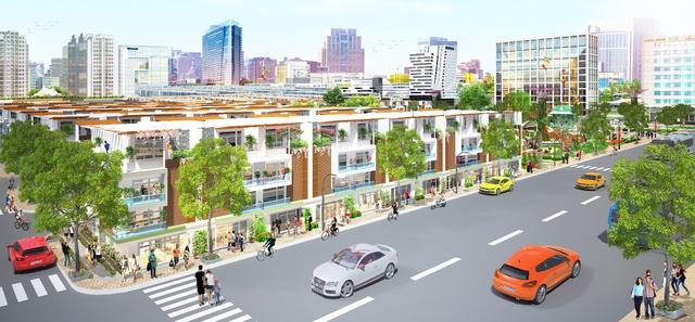 """""""Điểm sáng"""" đầu tư Eco Town Long Thành - Ảnh 1."""