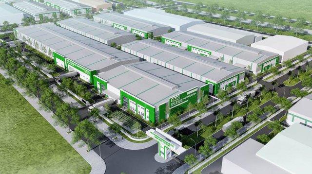 Công ty CP Long Hậu chính thức công bố dự án Nhà xưởng đầu tiên tại Đà Nẵng - Ảnh 1.