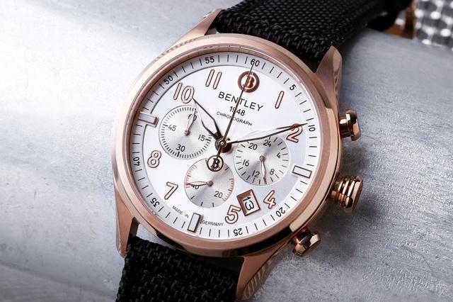 Bentley Watch – Sự lựa chọn hàng đầu - Ảnh 1.