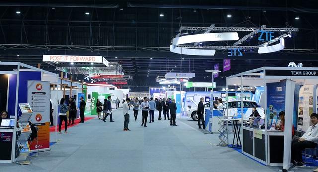 V-startup Việt Nam tại sự kiện công nghệ lớn nhất Đông Nam Á - Ảnh 2.