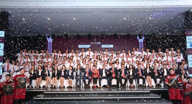 Phúc Khang chọn DKRA Vietnam phân phối chủ lực Rome Diamond Lotus - Ảnh 2.