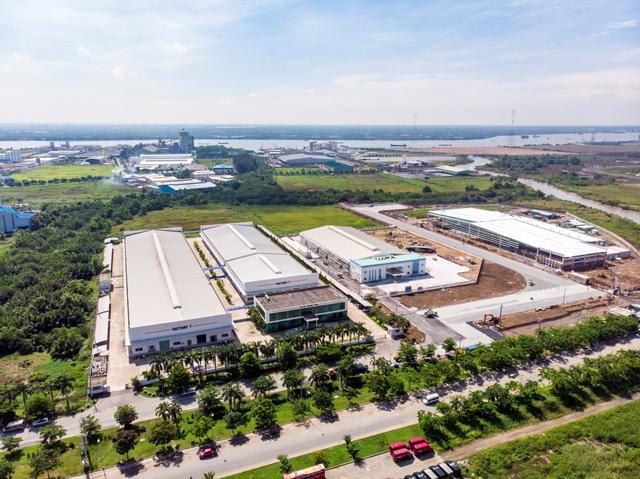 Công ty Nhật Bản khánh thành nhà máy hiện đại 3,8 hecta tại Khu công nghiệp Hiệp Phước - Ảnh 2.