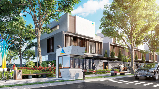 Khám phá dự án bất động sản nghỉ dưỡng cấp cao của Đất Xanh Miền Trung - Ảnh 1.