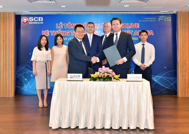 SCB triển khai thành công dự án Treasury – FIS Front Arena - Ảnh 1.