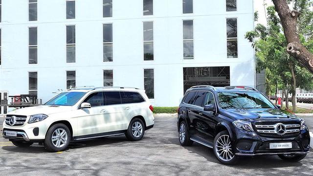 Người Việt tiêu thụ kỷ lục 4.022 xe Mercedes trong 8 tháng đầu năm, chờ cuối năm bùng nổ với xe nhập khẩu nguyên chiếc - Ảnh 1.