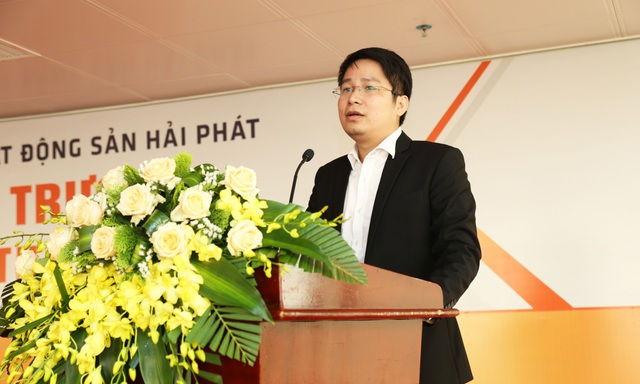 Hải Phát Land khai trương chi nhánh thứ 17 ở Thái Nguyên - Ảnh 1.