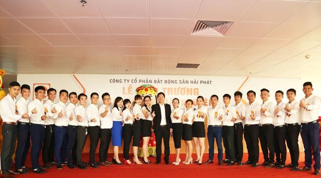 Hải Phát Land khai trương chi nhánh thứ 17 ở Thái Nguyên - Ảnh 2.