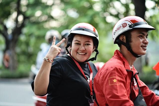 Thành công tại thị trường Tp. Hồ Chí Minh, GO-VIET tiếp tục chinh phục Hà Nội - Ảnh 1.