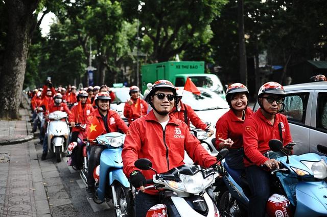 Thành công tại thị trường Tp. Hồ Chí Minh, GO-VIET tiếp tục chinh phục Hà Nội - Ảnh 3.